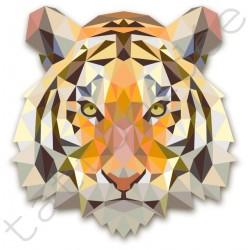 Tygrys z trójkątów