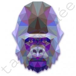 Goryl z trójkątów