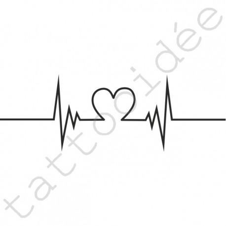 Serce Linia życia