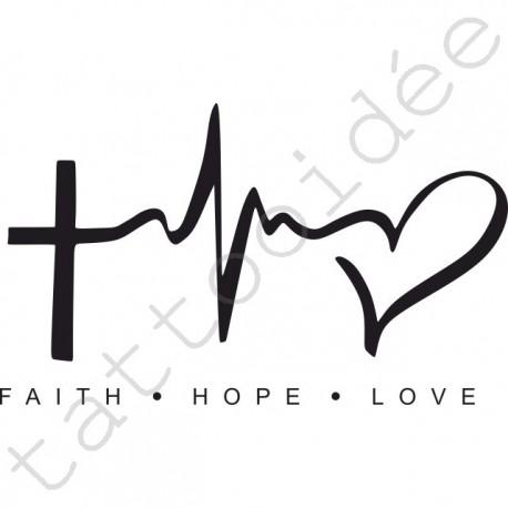 Faith hope love tattooid e sklep internetowy - Faith love hope pictures ...