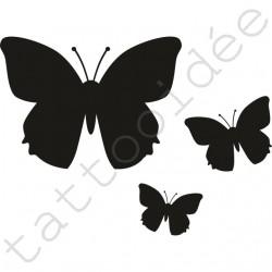 Motyle komplet