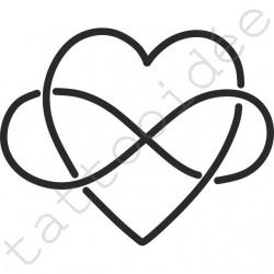 Serce i nieskończoność