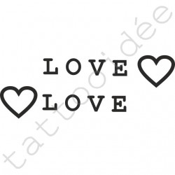 Na Paznokcie - Love