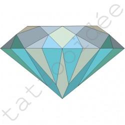 Diament Błękitny