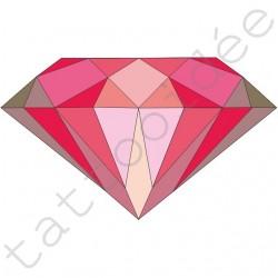 Diament Różowy