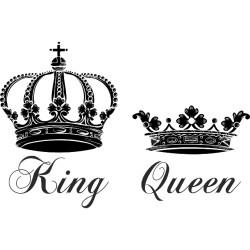 Korony - King & Queen